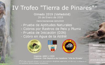 Olmedo 2019. PAN, RASTROS Y DIN. Asamblea Extraordinaria.