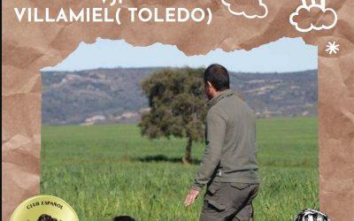 VJP 2020. DD-WV (7 Y 8 de Marzo en Villamiel provincia de Toledo)