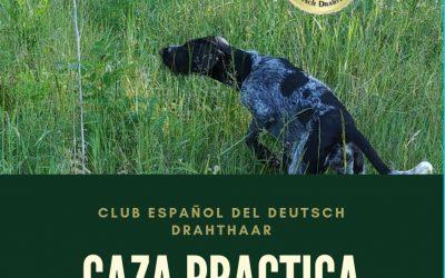 Caza práctica 2021. Pina de Ebro (Zaragoza)